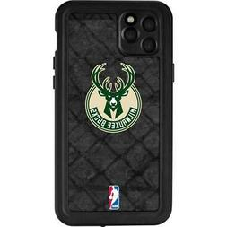 NBA Milwaukee Bucks iPhone 11 Pro Max Waterproof Case