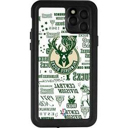 NBA Milwaukee Bucks iPhone 11 Pro Waterproof Case