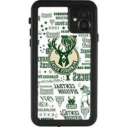 NBA Milwaukee Bucks iPhone 11 Waterproof Case