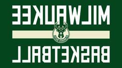 NBA MILWAUKEE BUCKS SPORTS GIANNIS BASKETBALL MANCAVE FRIDGE