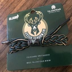 Rastaclat NBA Milwaukee Bucks Team Lion Head  Positive Brace