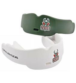 Bodyguard Pro NBA Mouth Guard, Milwaukee Bucks
