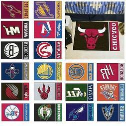 "NBA Teams - Uniform Inspired 19"" X 30"" Starter Area Rug Floo"