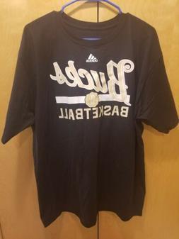 NWT Milwaukee Bucks Basketball T-Shirt adidas size XL NBA Ap