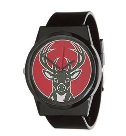 Flud Pantone NBA Black Milwaukee Bucks Watch Basketball Offi