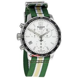 Tissot Quickster Milwaukee Bucks Chronograph Men's Watch T09
