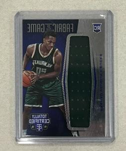 Rashad Vaughn 2015-16 Certified Fabric of the Game Jersey #e