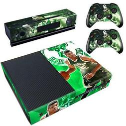 Regular Xbox one Kinect NBA Milwaukee Bucks Greek Freak Viny