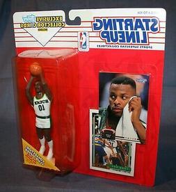 TODD DAY 1993 NBA Starting Lineup Bucks Arkansas Rookie FP F