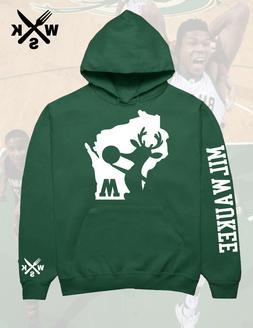 WSK Giannis Antetokounmpo Greek Freak  Milwaukee Bucks 34 NB